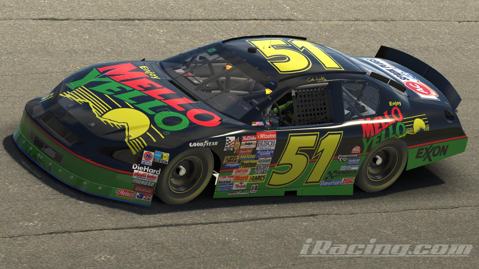 Race Car Drivers In Days Of Thunder