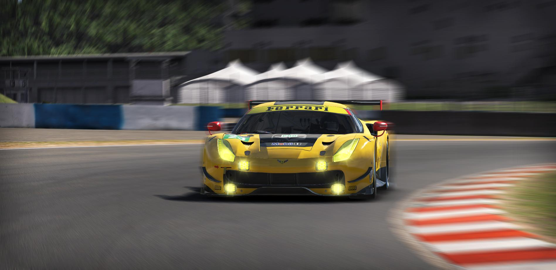 Preview of Corvette C7R by Thomas Engelns