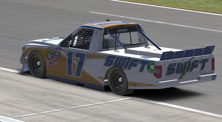 Swift Trucking Camping World Truck Series Tundra By Alex Karpowicz