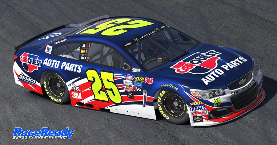 Preview of CarQuest Chevy SS by James Collins
