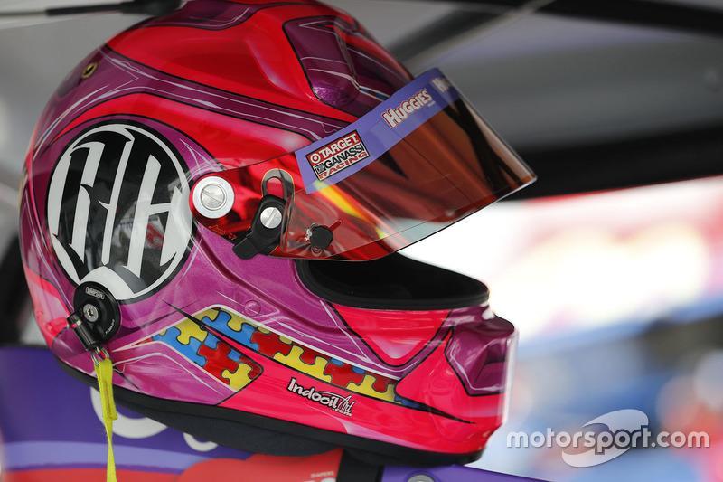 Preview of Helmet Tribute Bryan Clauson by Hugo Hernandez Gutierrez