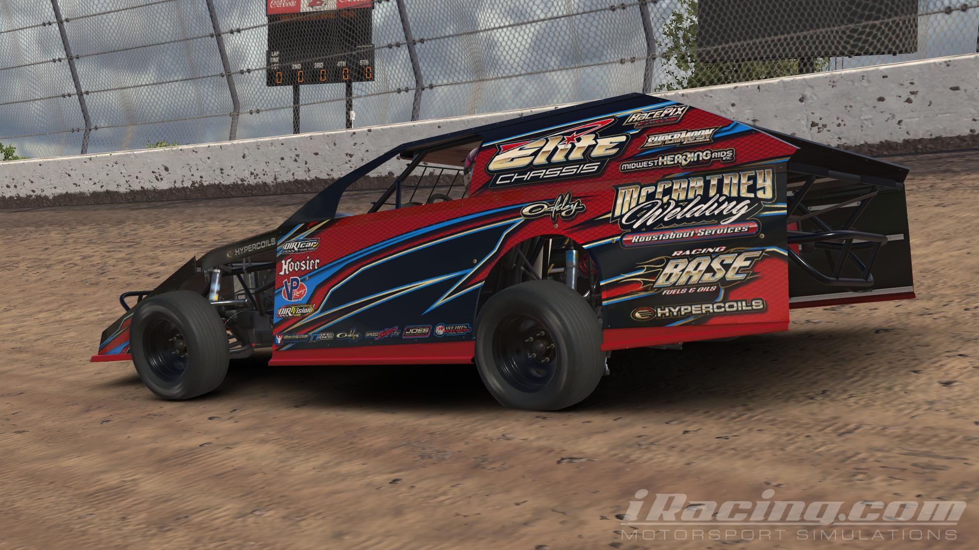 Preview of Red gold car 71245 by Jerry Hockett