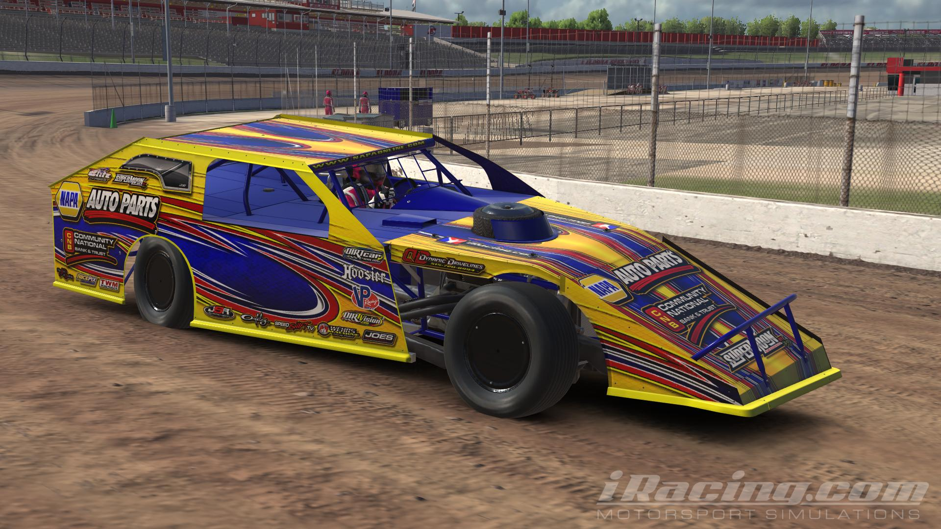 Preview of car 71245 Napa by Jerry Hockett