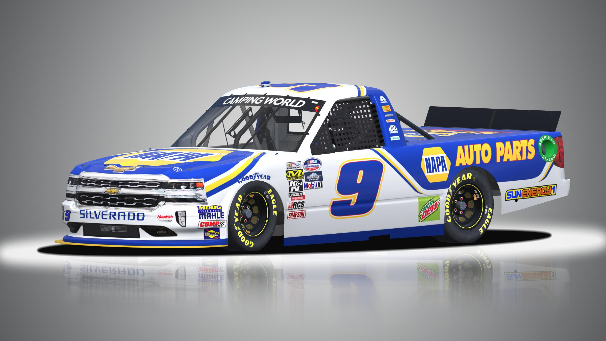 Preview of 2018 Napa Silverado  by Evan Sorensen