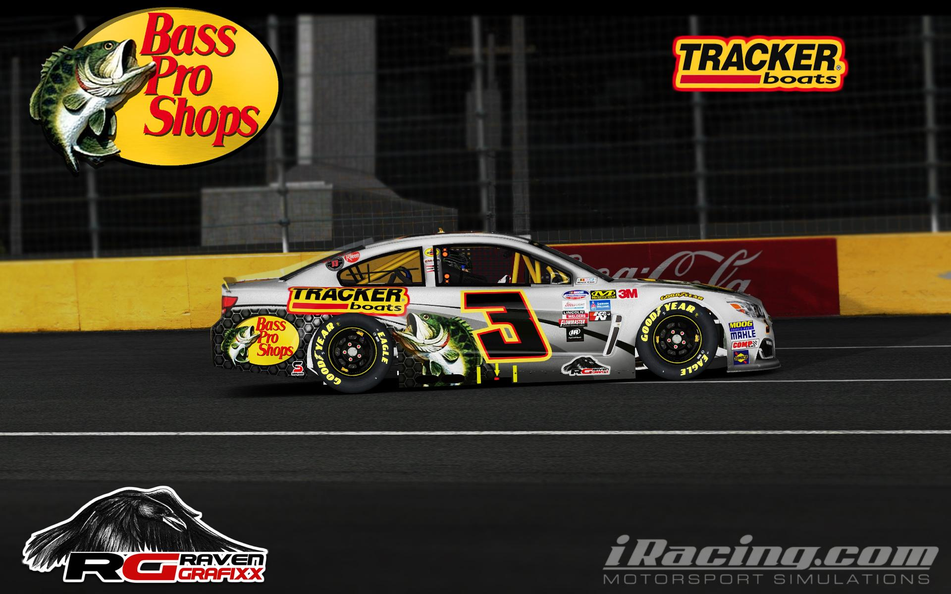 Preview of BassPro Chevrolet SS 2048 2017 Tracker metalic by Doyle Lowrance