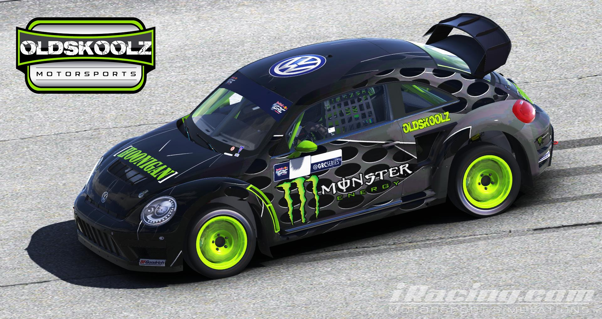Preview of Monster Energy VW Bettle  by Sean D.