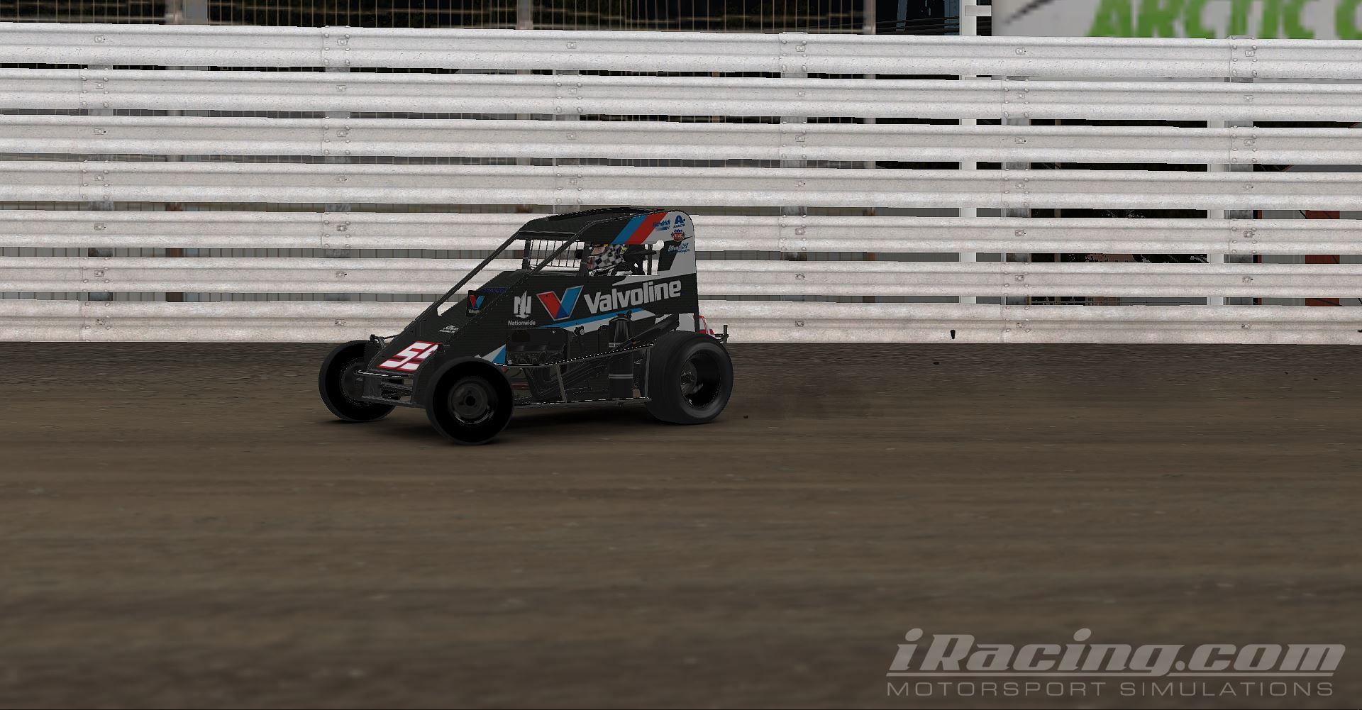 Preview of CJ Leary Chili Bowl 2018 by Kollin Stephens