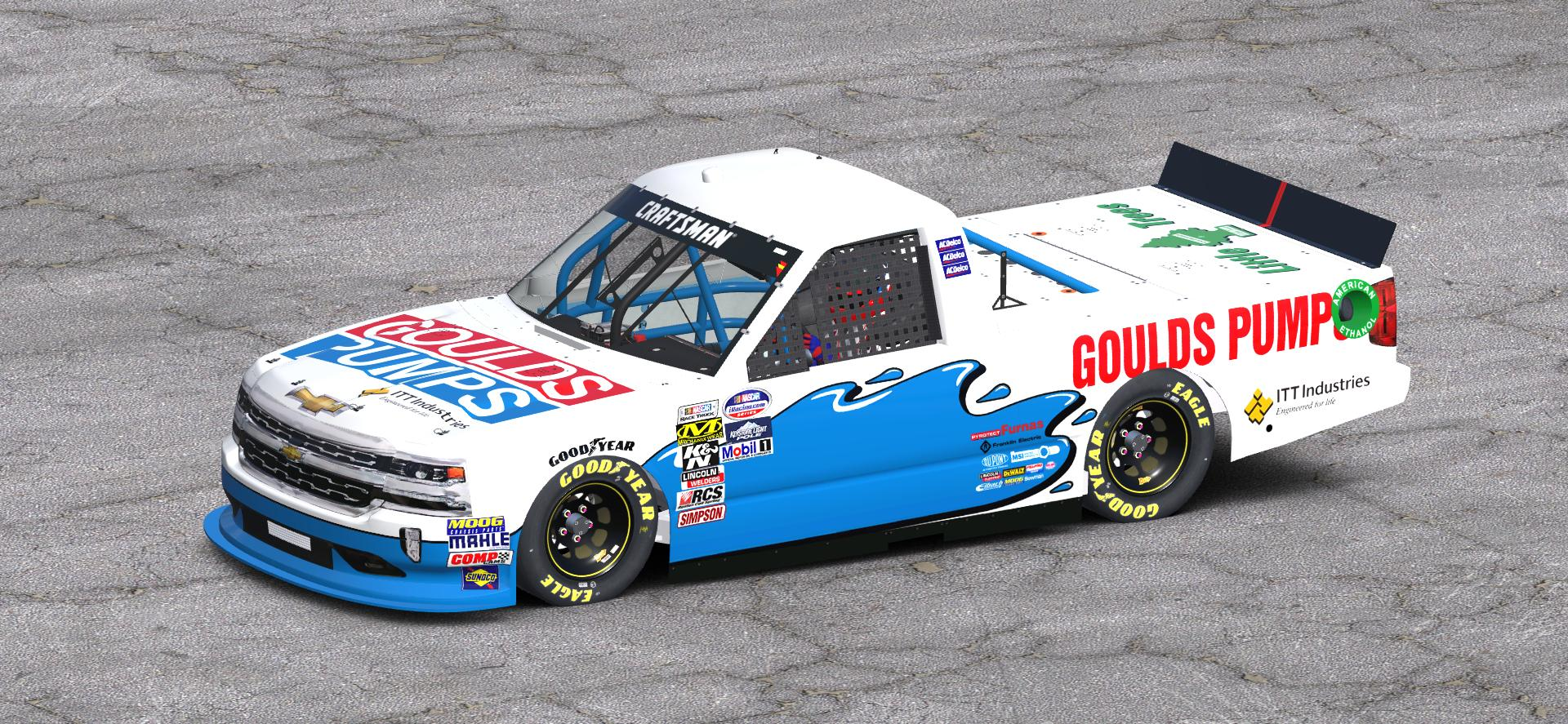 Preview of Goulds Pumps Chevrolet Silverado by Matthew Wood