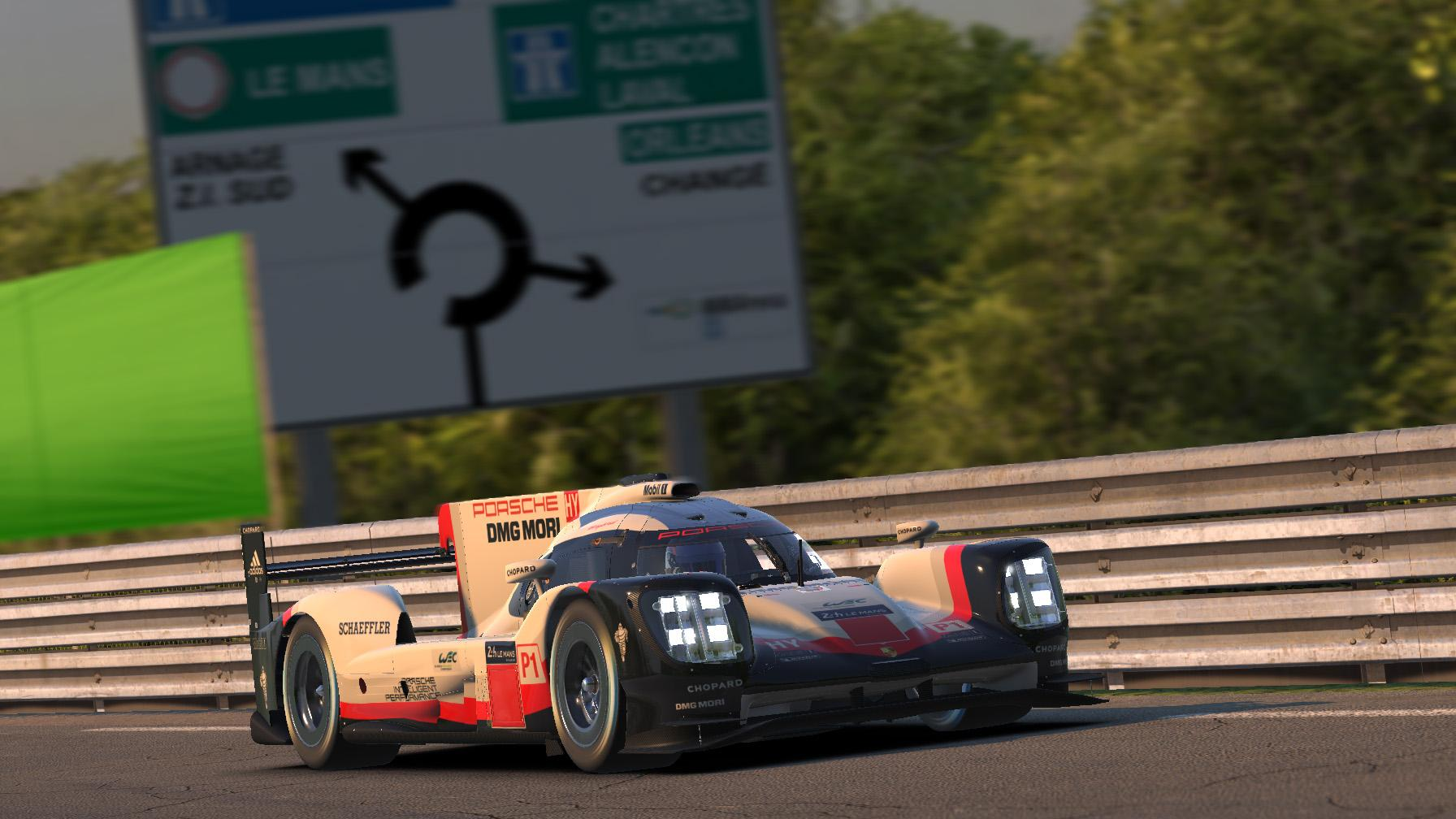 Preview of Porsche LMP Team 2017 by Danny Bouwes