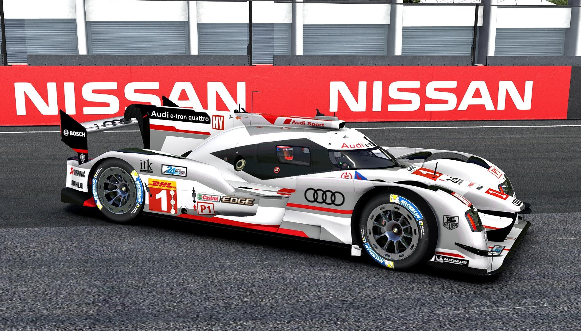 Preview of 2013 Audi R18 by John Paquin