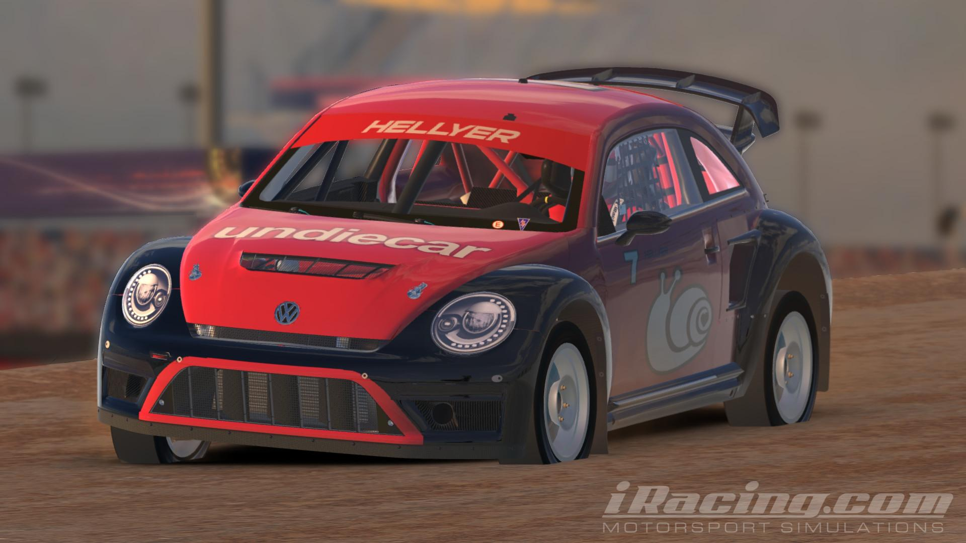 Preview of Undiecar VW by Ryan Hellyer