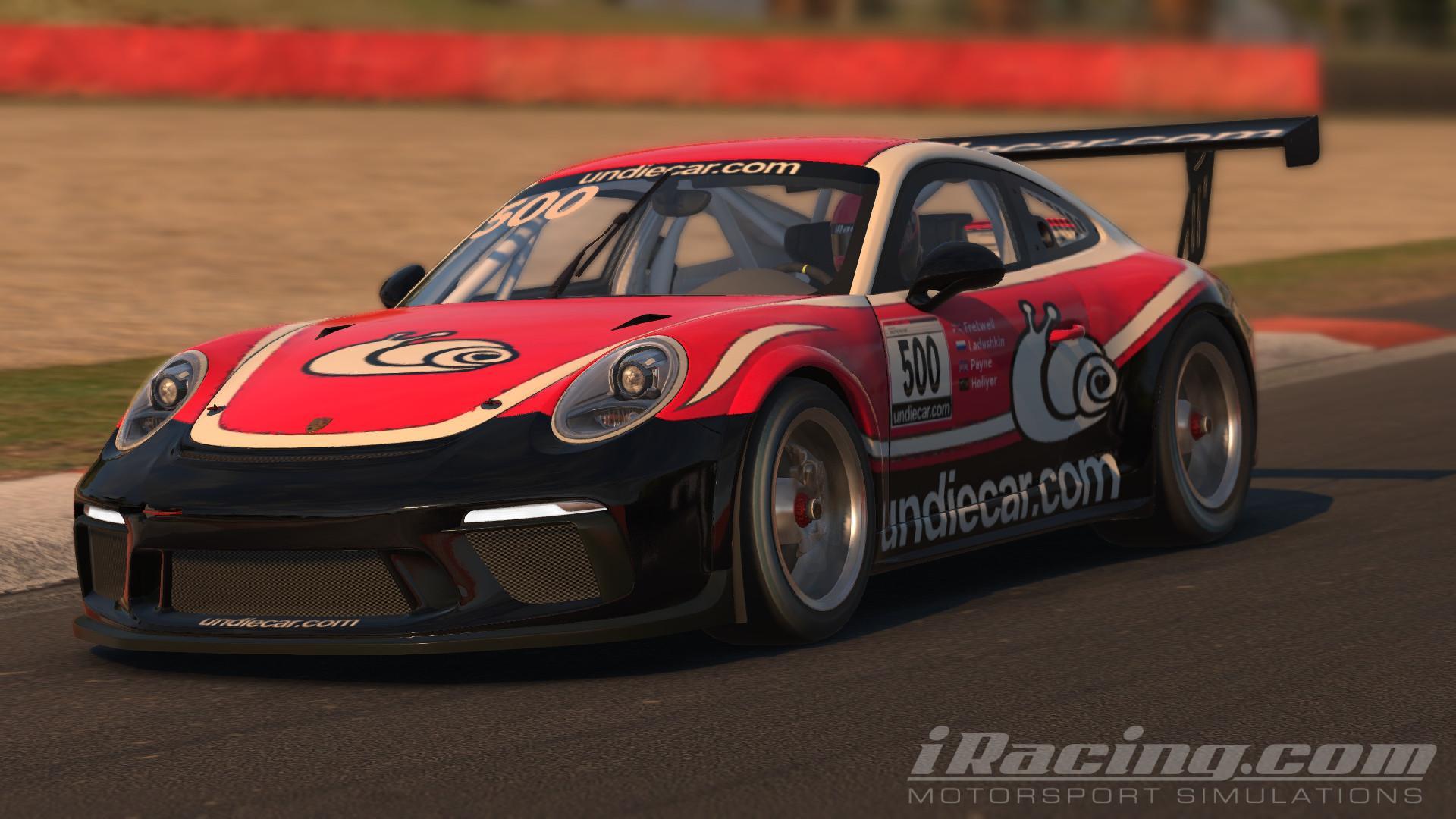 Preview of Undiecar Porsche 911 GT3 by Ryan Hellyer