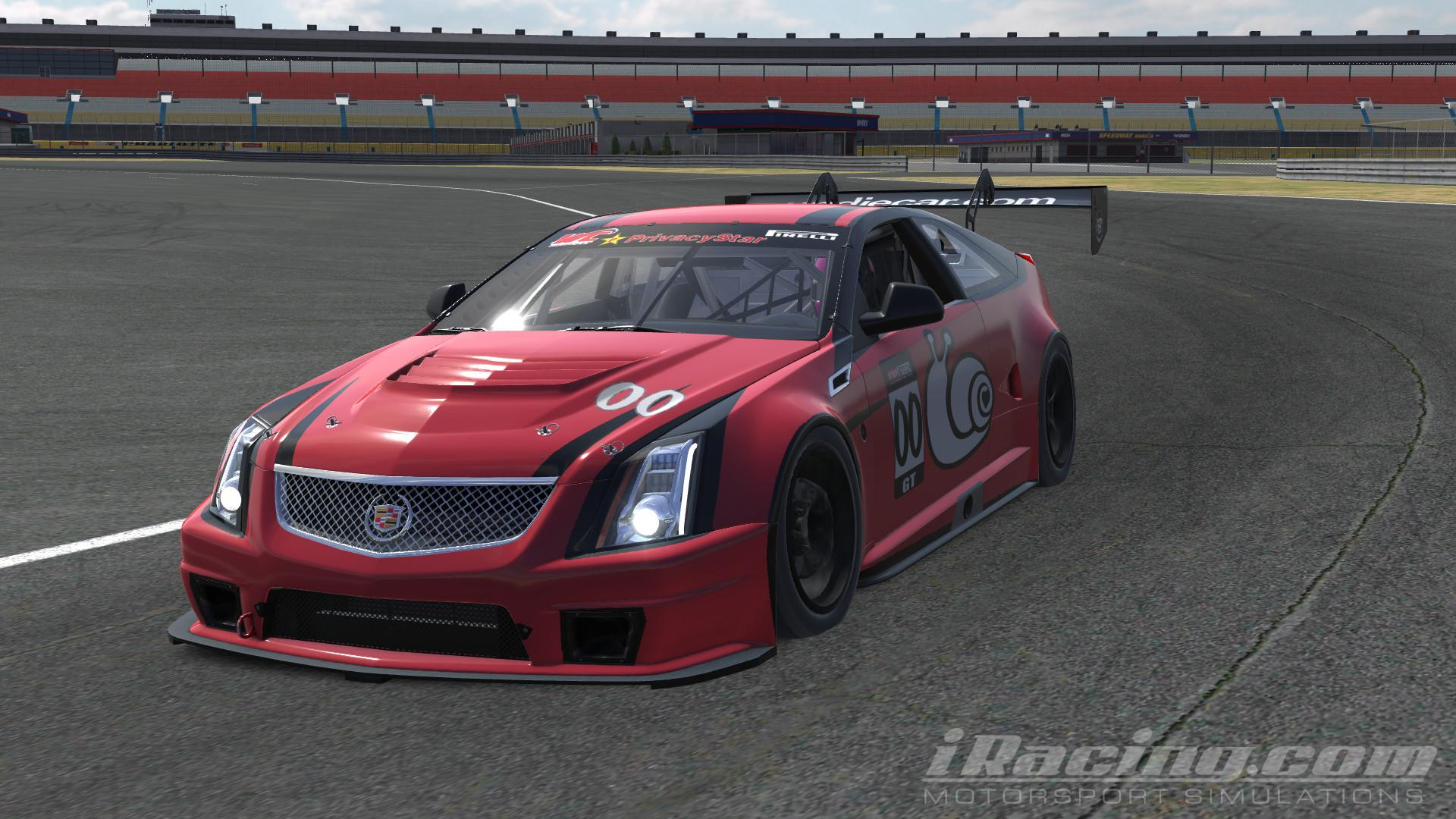 Preview of Undiecar Cadillac CTS-V by Ryan Hellyer