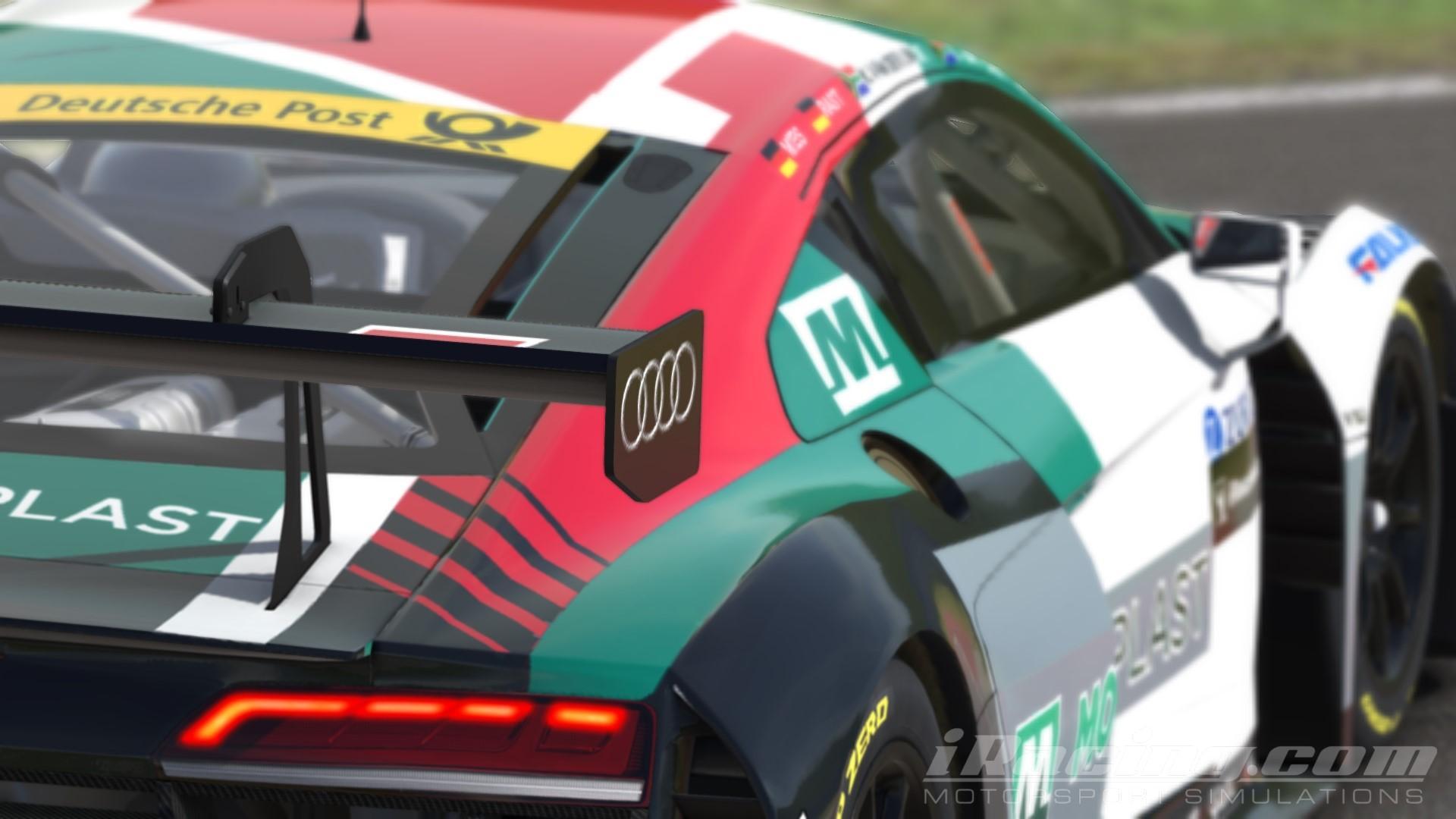Preview of Land Motorsport - 24h Nürburgring 2018 by Christian Haas