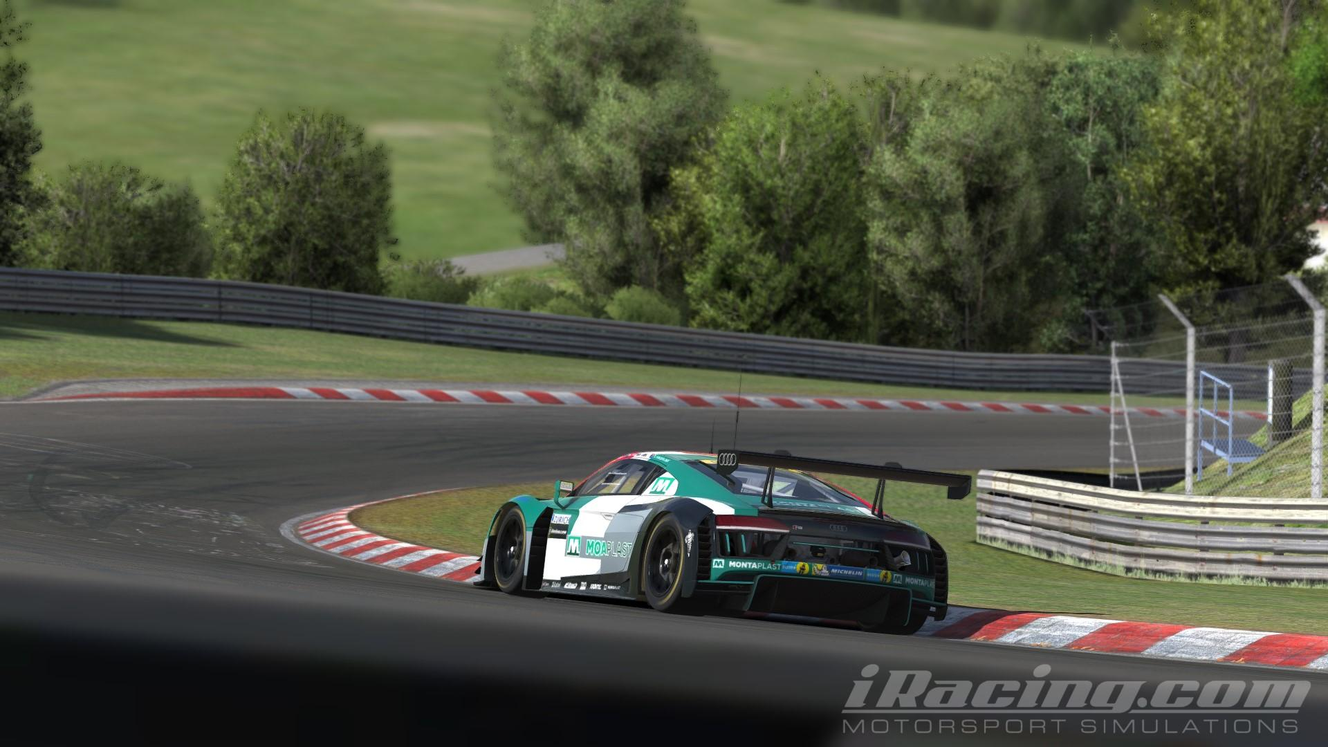 Preview of Land Motorsport - 24h Nürburgring 2018 by Christian Haas