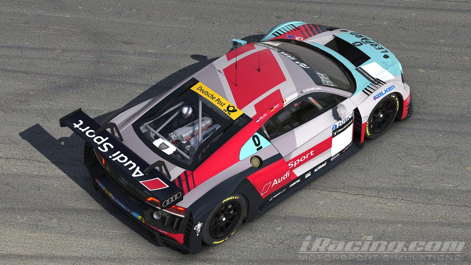 Preview of Team WRT - 24h Nürburgring 2018 by Christian Haas