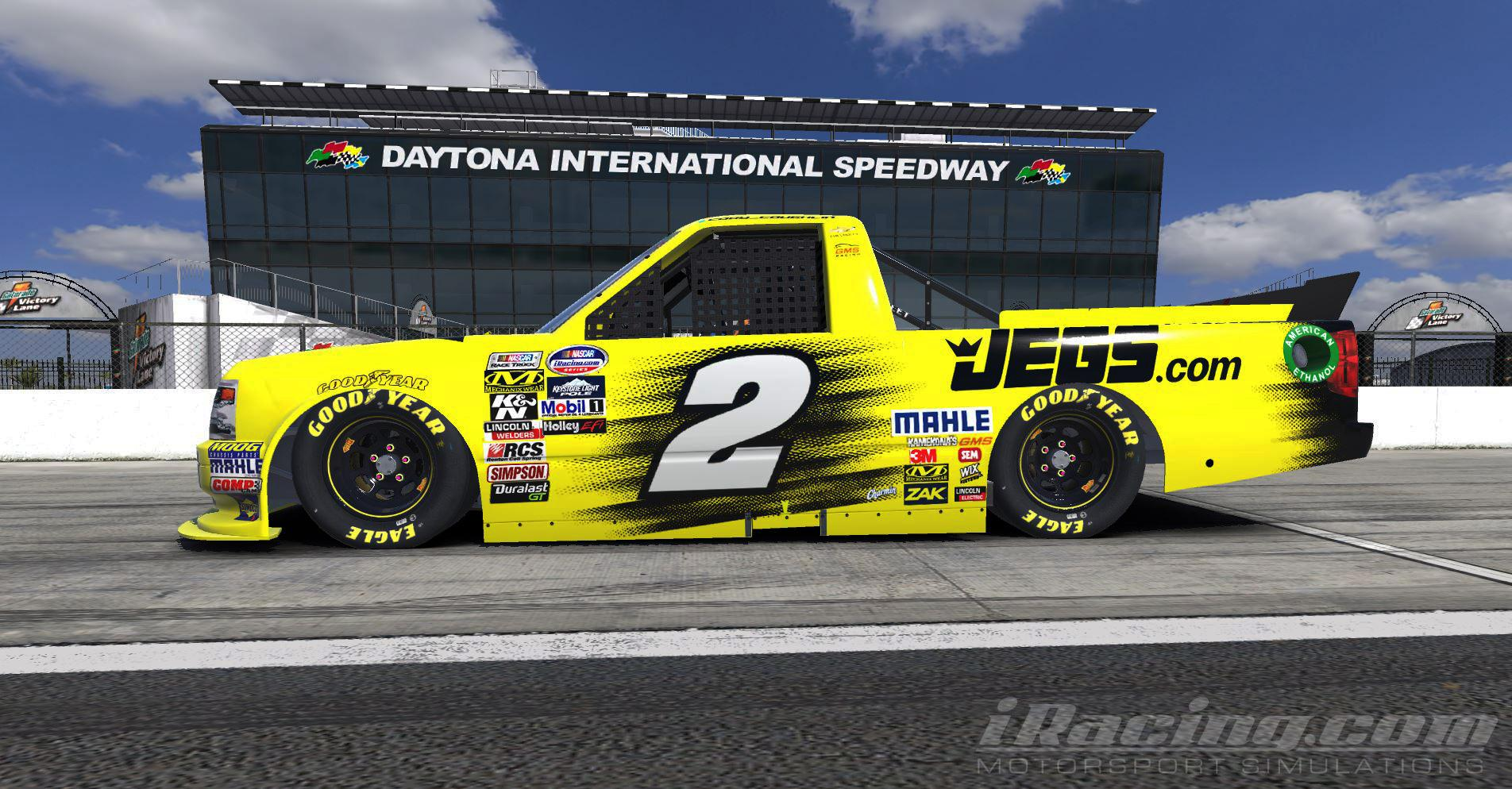 Preview of Jegs Chevrolet Silverado by Trent Williams