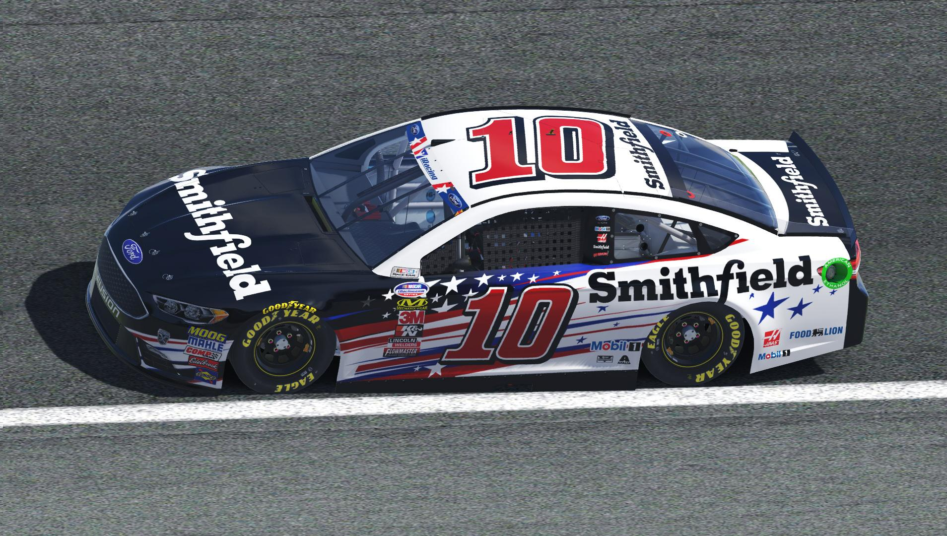 Preview of Aric Almirola600 by Zach Rader