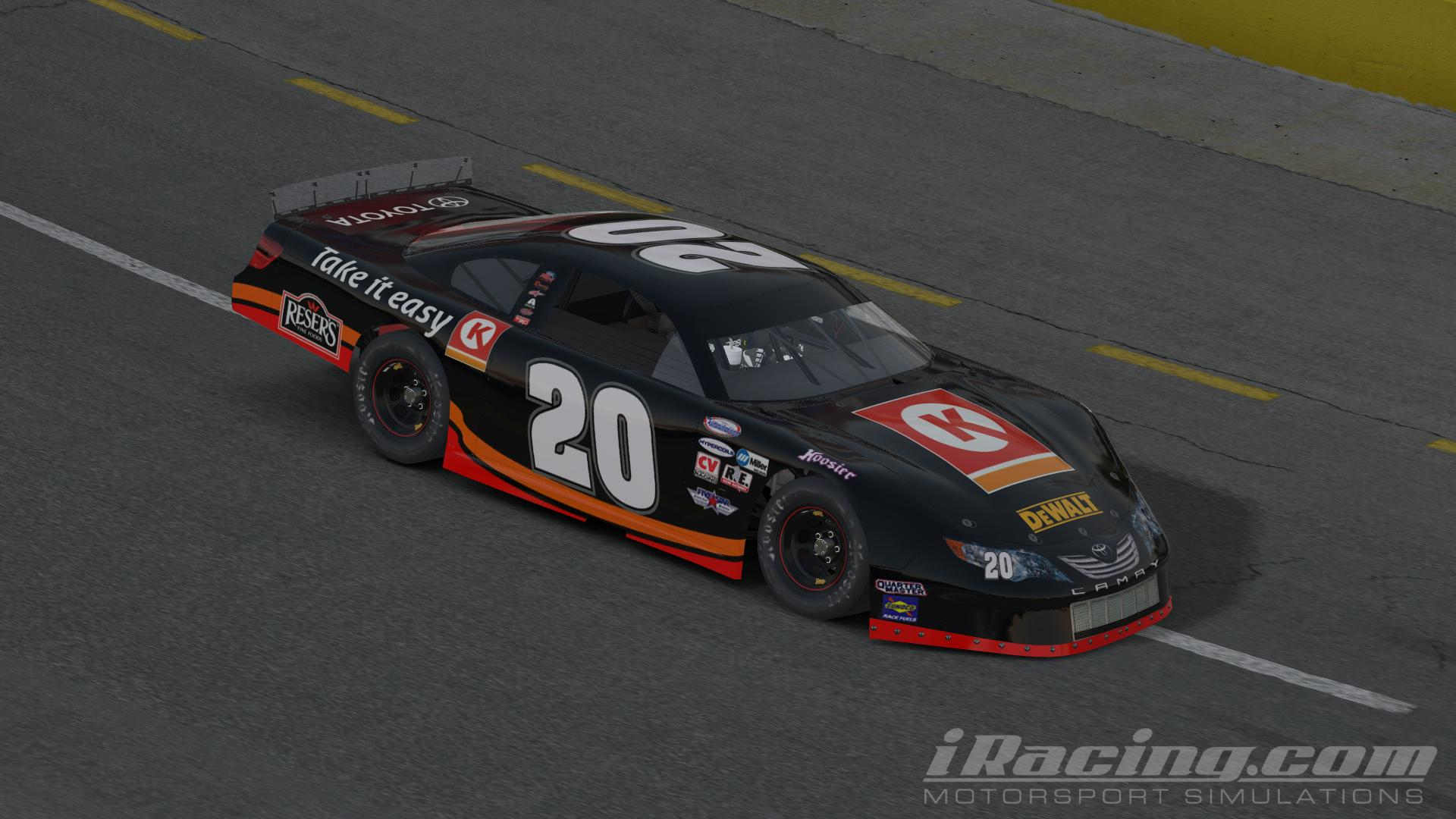 Preview of Circle K Toyota SLM by Matthew Meyer3