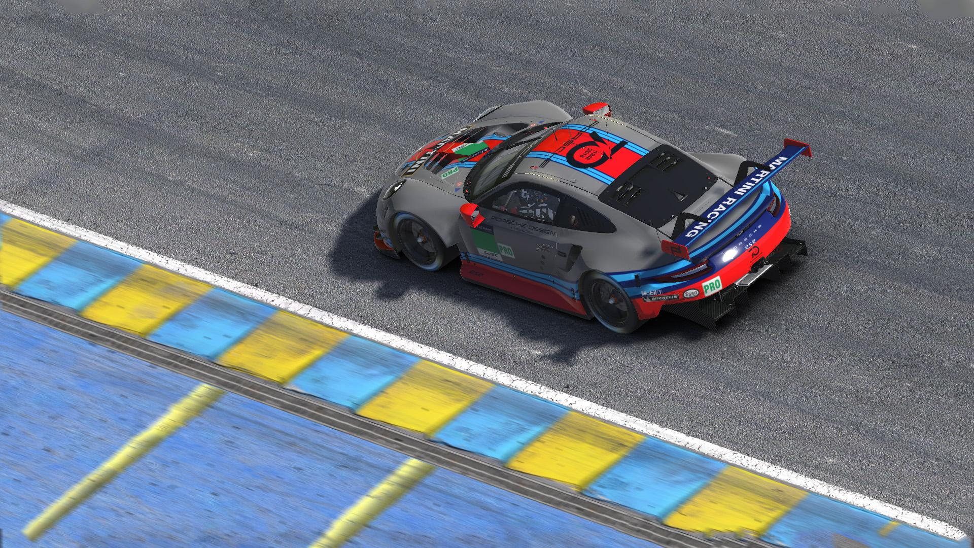 Preview of Manthey Racing Martini Tribute 2018 by Danny Bouwes