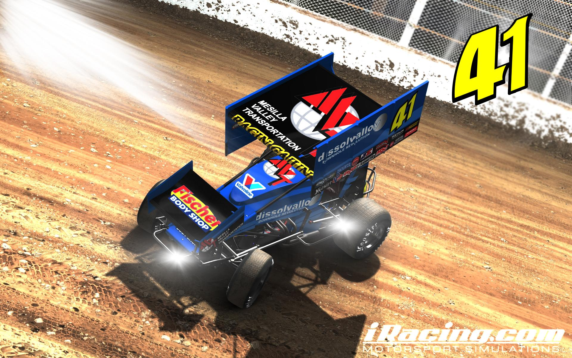 Preview of Dissolvalloy Dirt Sprint by Doyle Lowrance