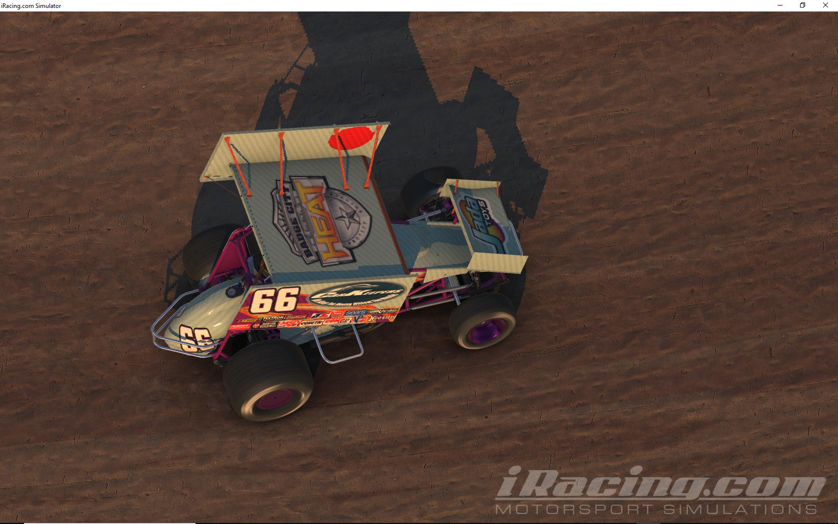 Jada Toys Carkeepers Dirt Sprint by Scott Leitner2 - Trading