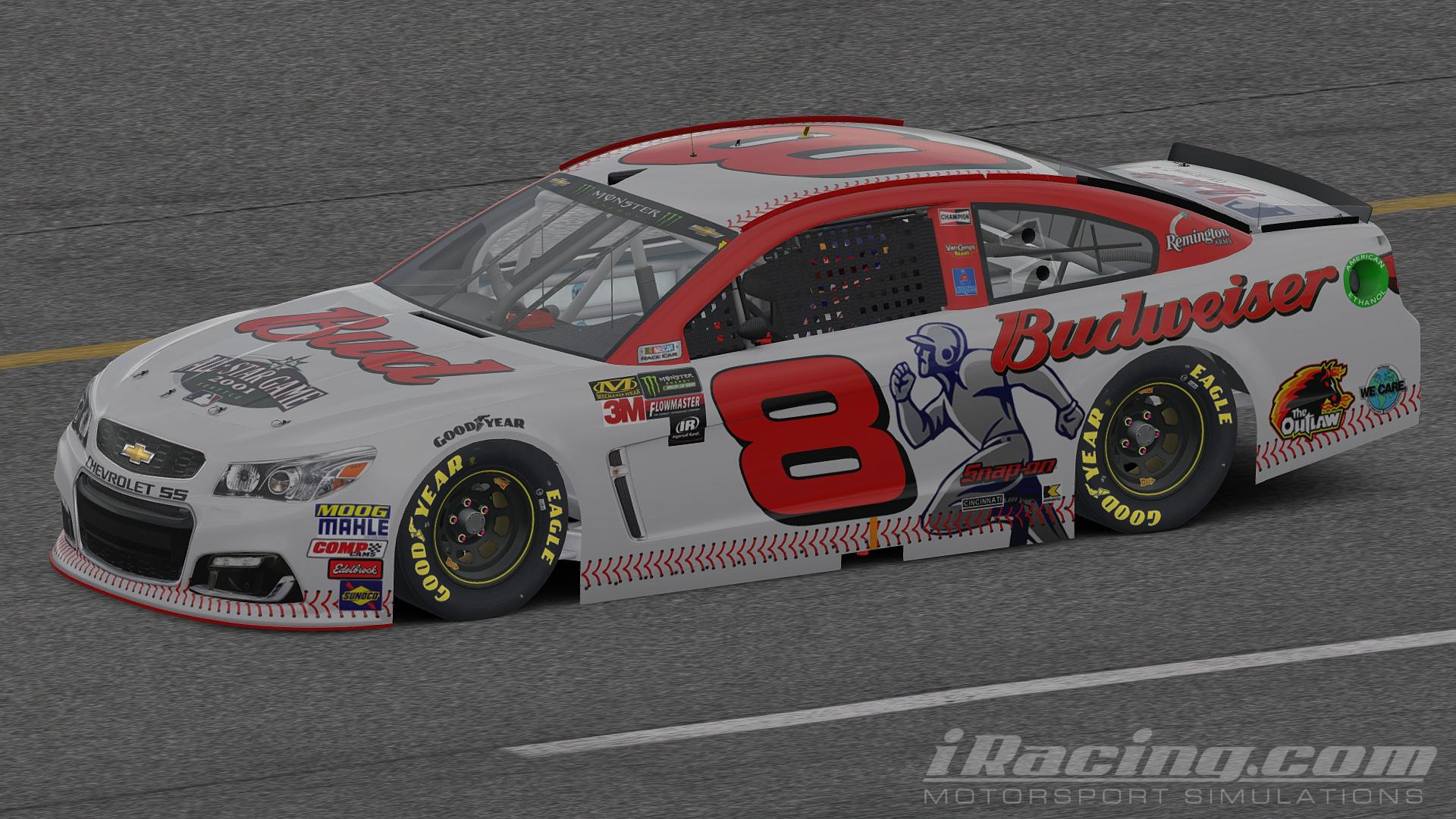 Preview of Budweiser 2001 Pepsi 400 by Scott Pierchorowicz