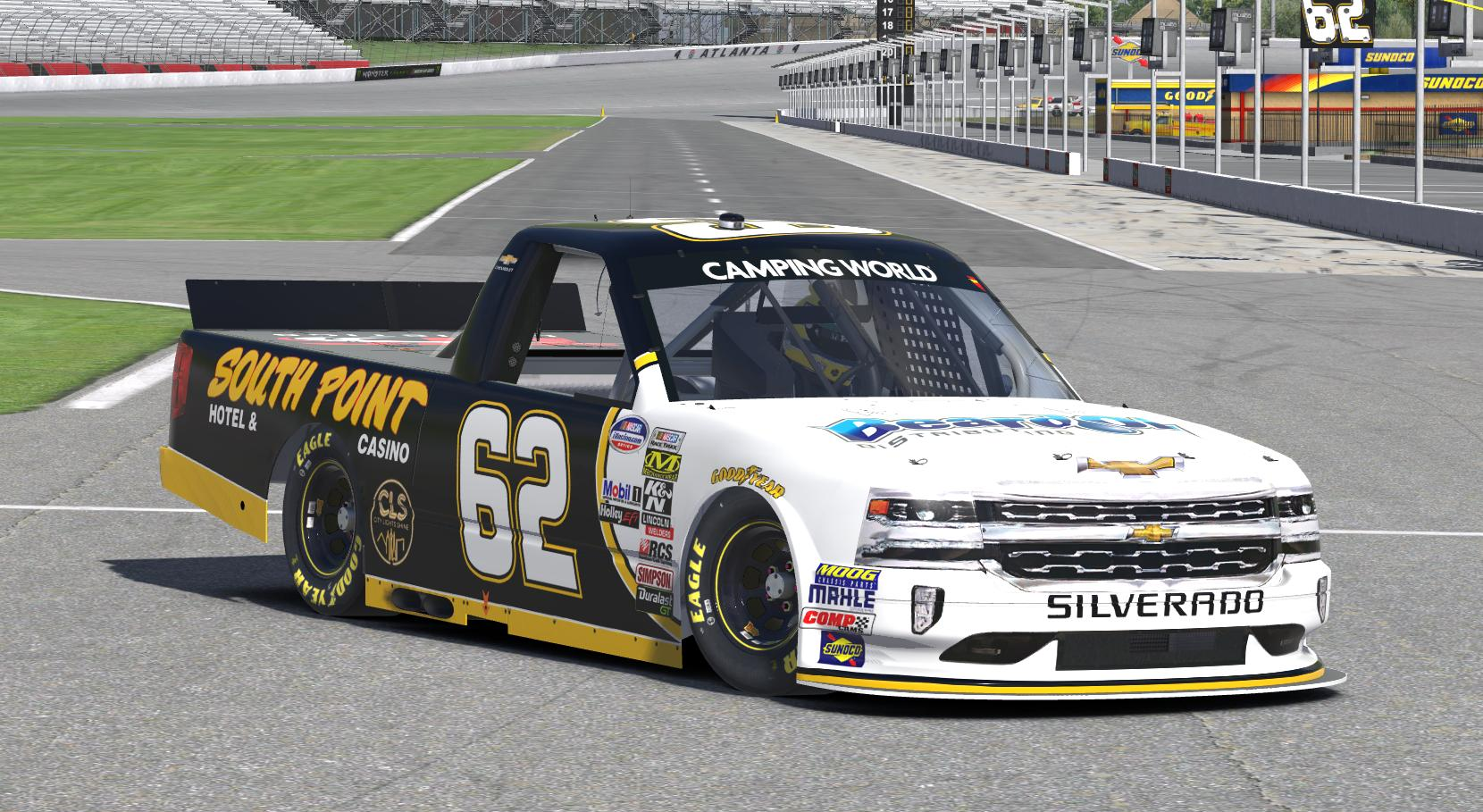 Preview of Brendan Gaughan Beard Motorsports 2018 by Erik Le