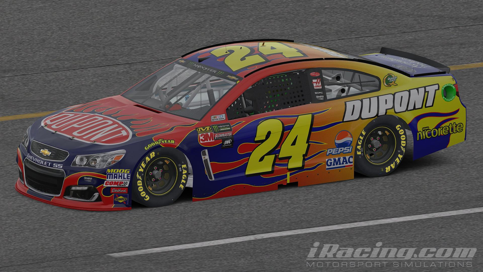 Preview of Dupont Automotive Finishes Fade Fictional by Scott Pierchorowicz