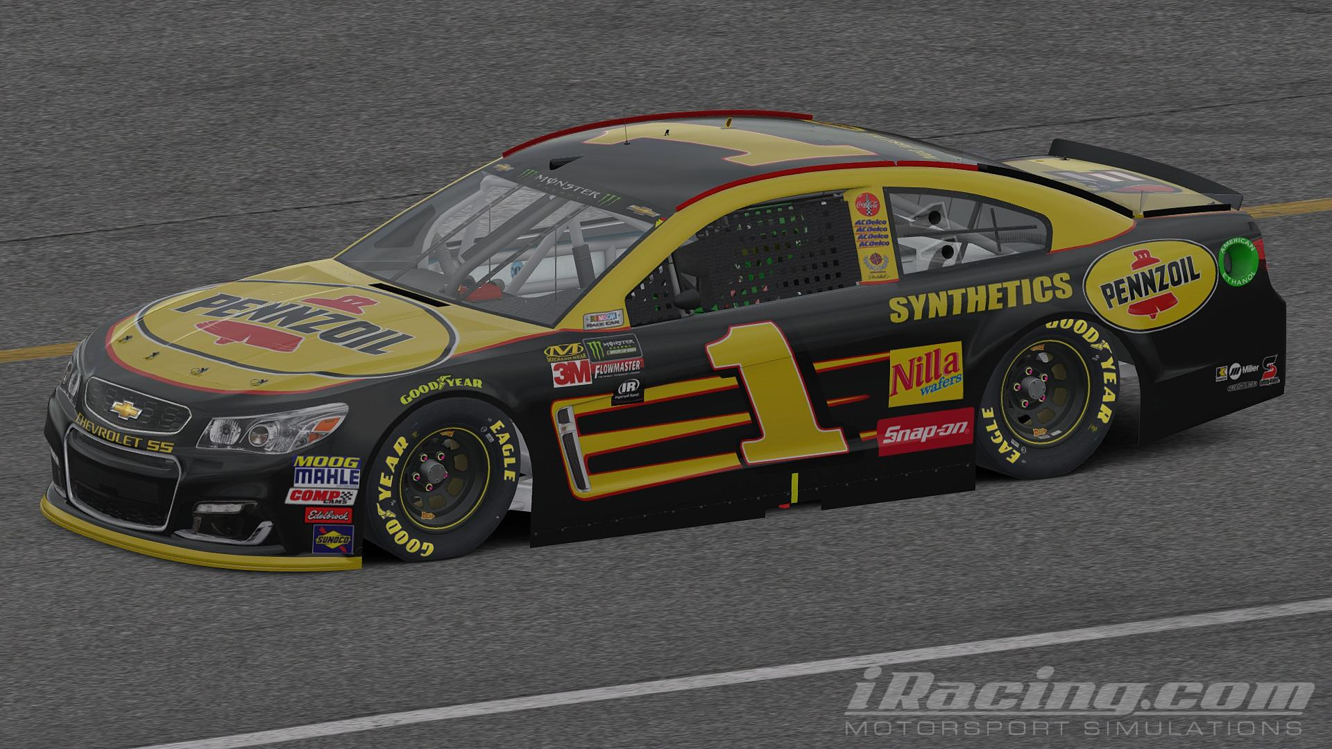 Preview of Pennzoil Synthetics  by Scott Pierchorowicz