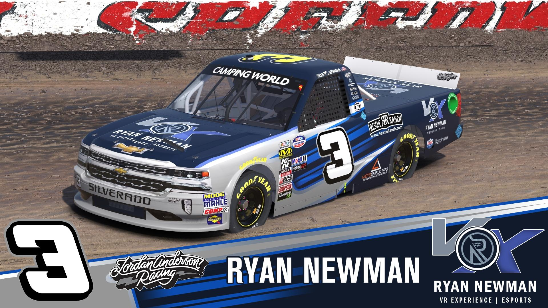 Preview of Ryan Newman - VRX Simulators by Timothy Collier