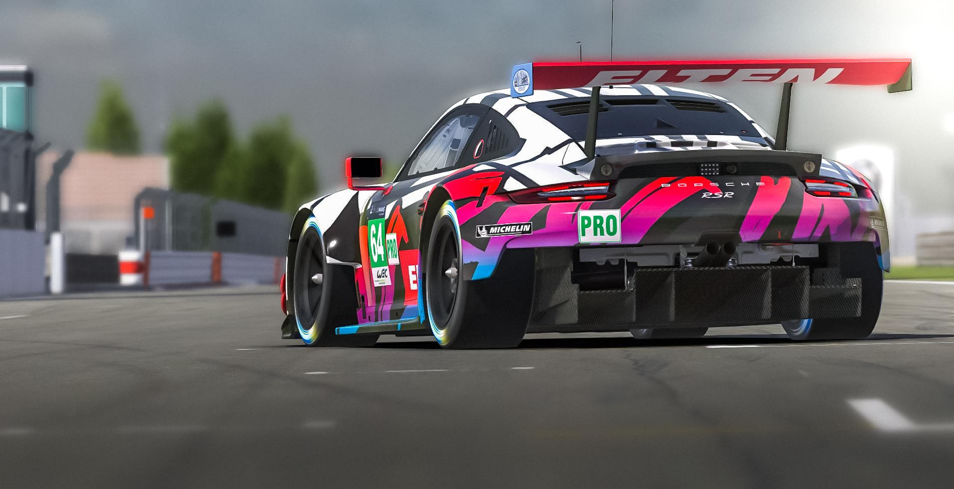 Preview of IRONFORCE Racing Porsche 991 RSR by Dominik Gerardts