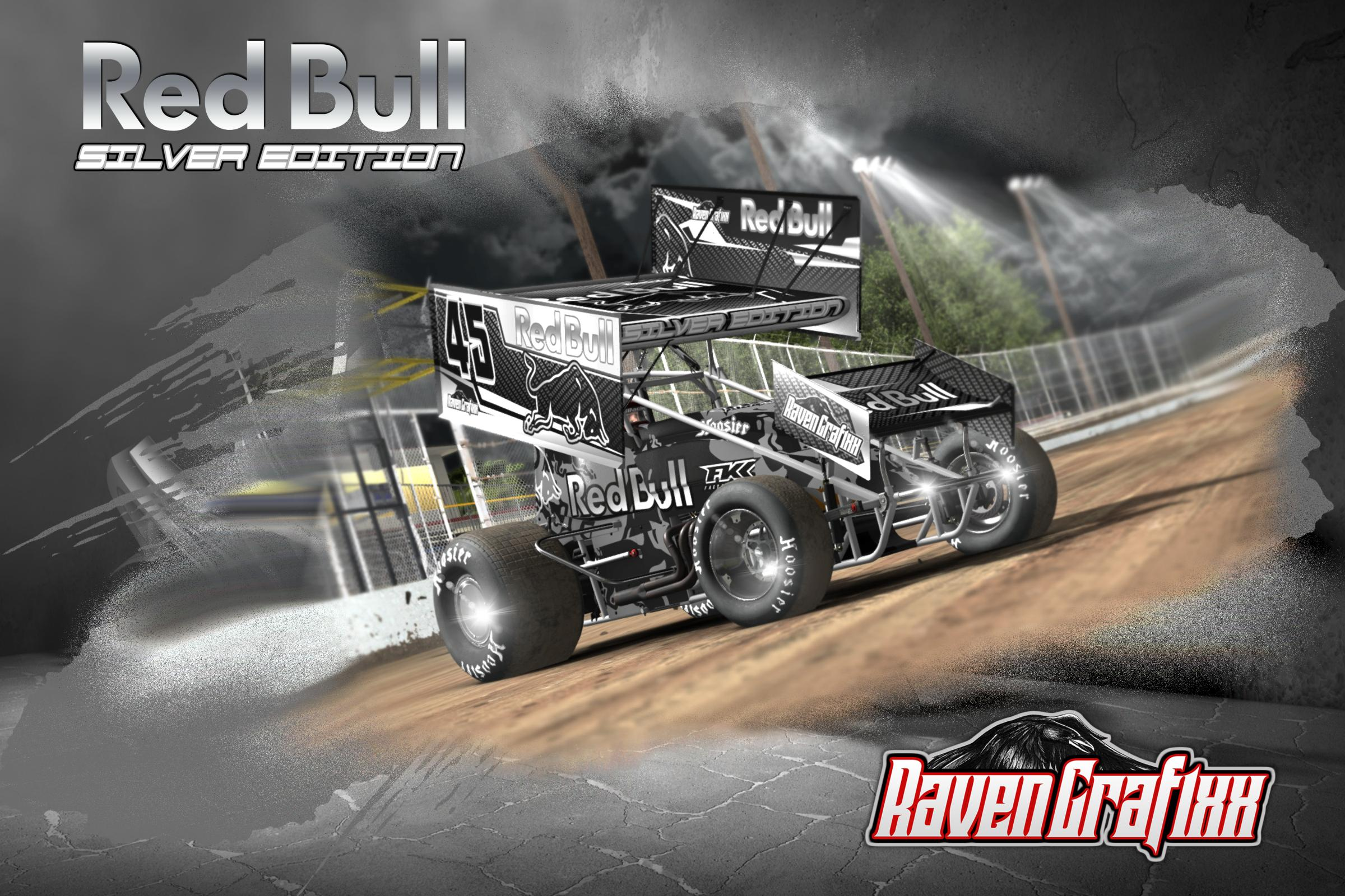 Preview of RedBull Dirt Sprint v2  SILVER EDITION TP by Doyle Lowrance