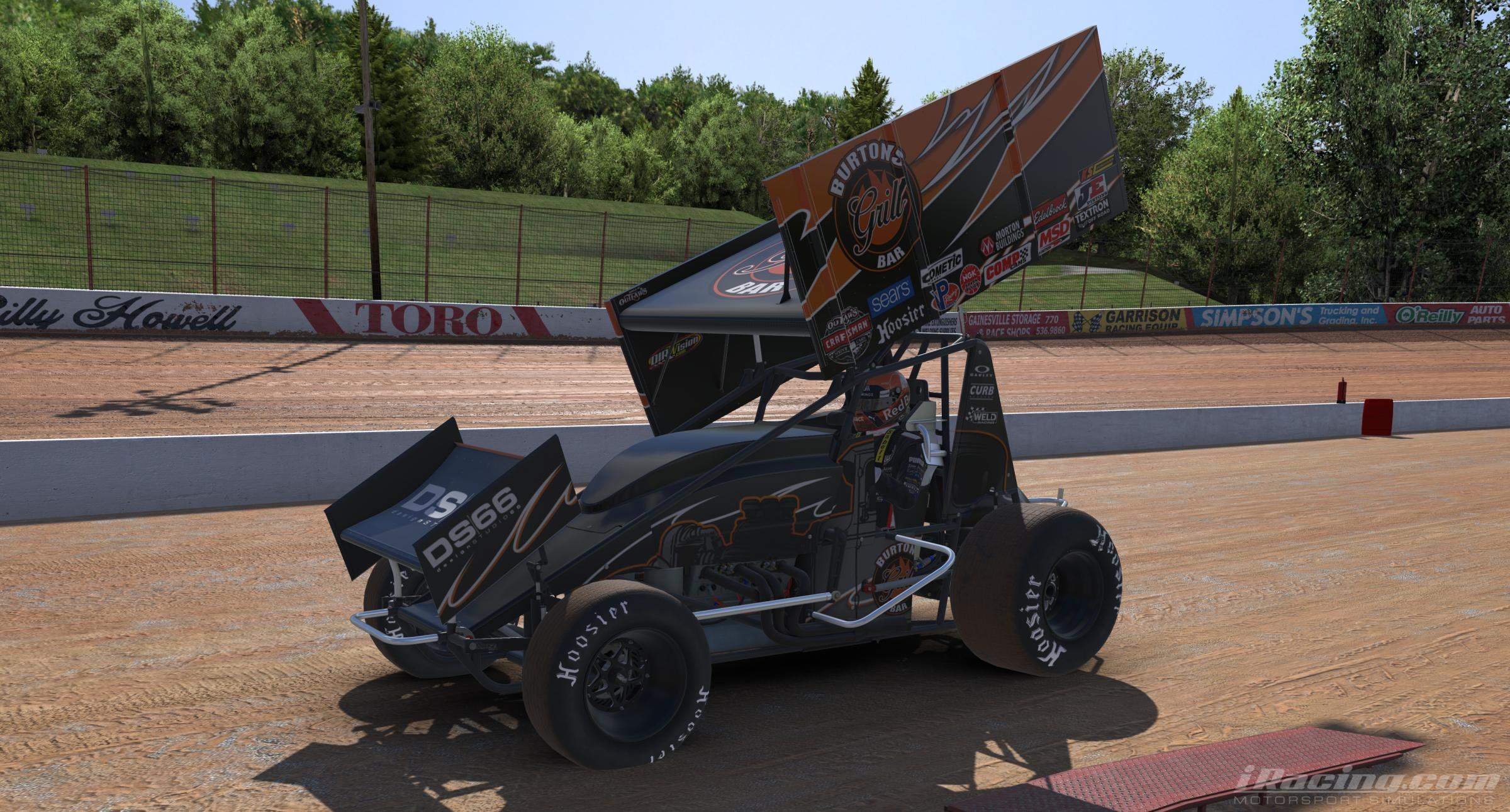 Preview of Dirt Sprint Model A by Cameron Coulby
