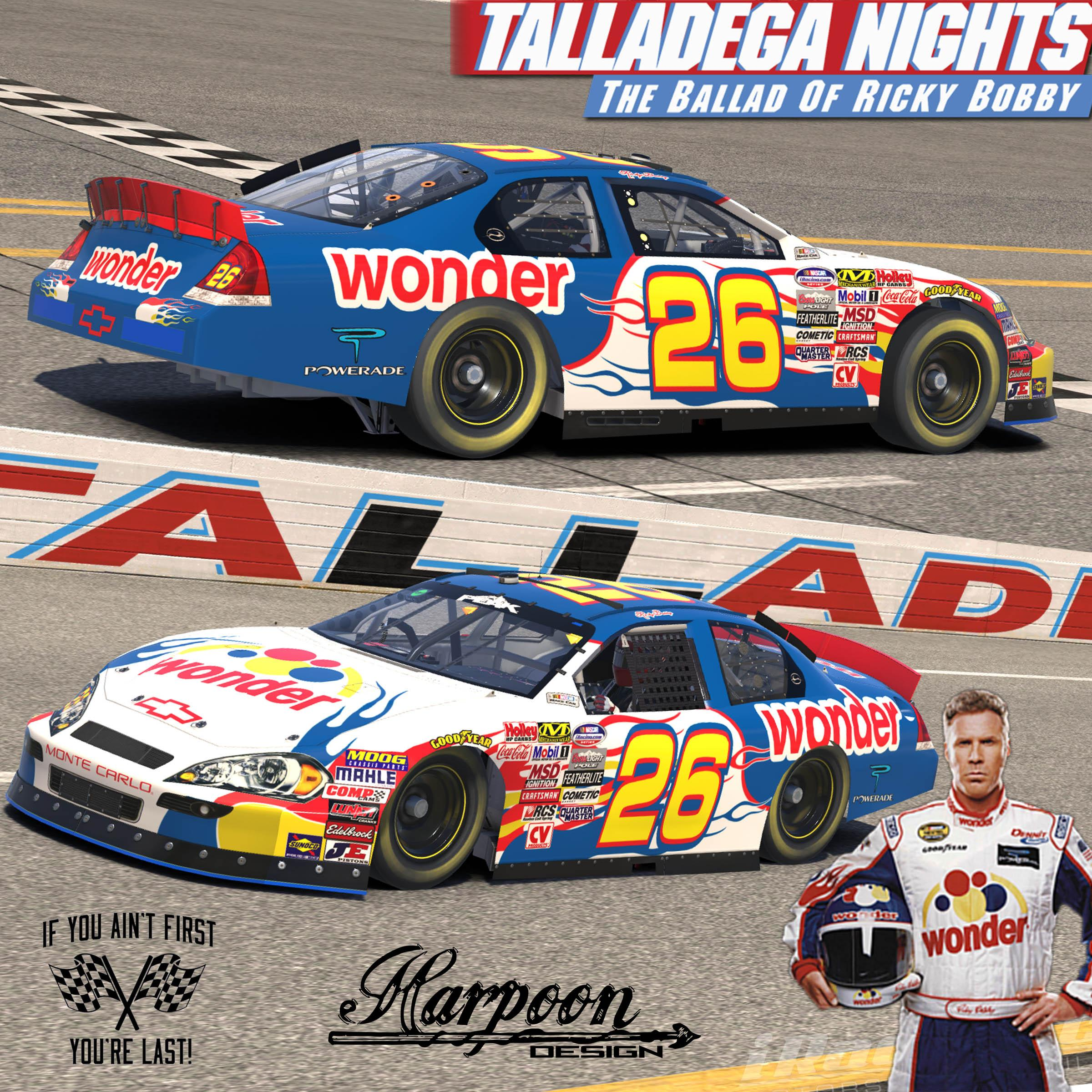 Preview of Chevrolet Impala K&N SS Wonder Bread by Brantley Roden