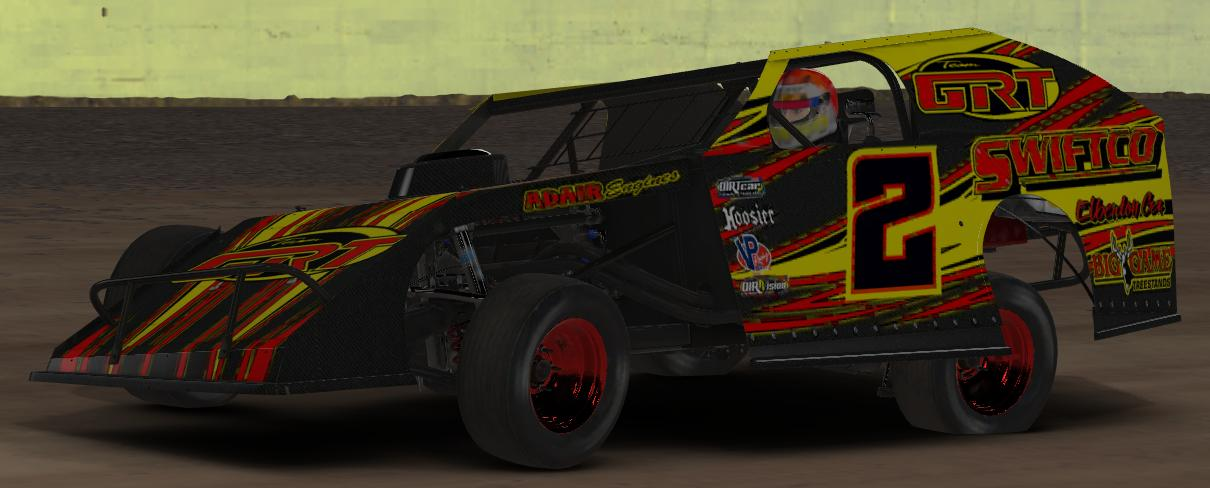 2018 Swiftco GRT UMP Modified by Jay Adair - Trading Paints