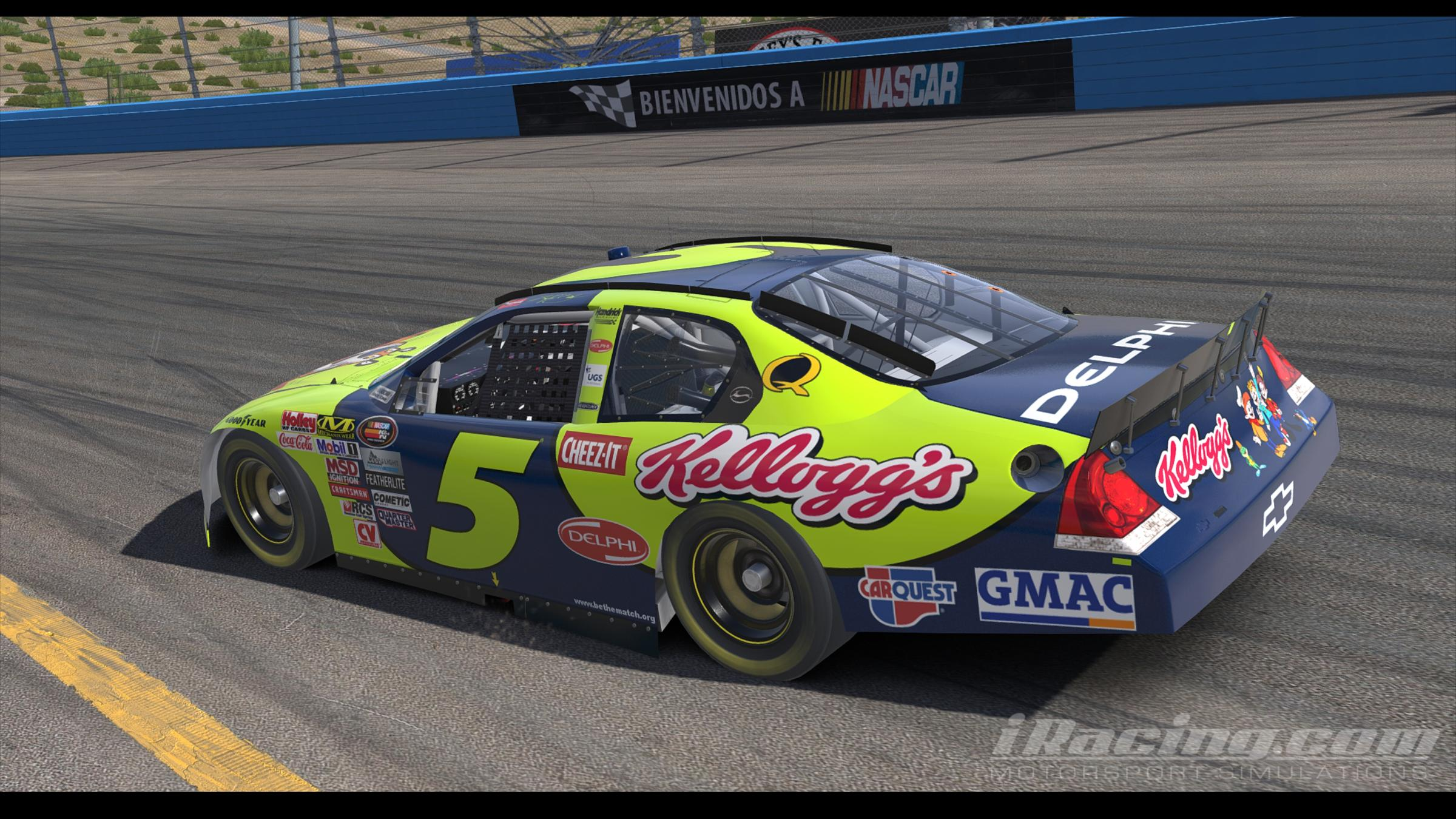 Preview of 2006 Kyle Busch Kelloggs by Thomas Sink