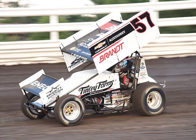 Preview of Kyle Larson 2018 Knoxville Nationals by Ryan Shelton