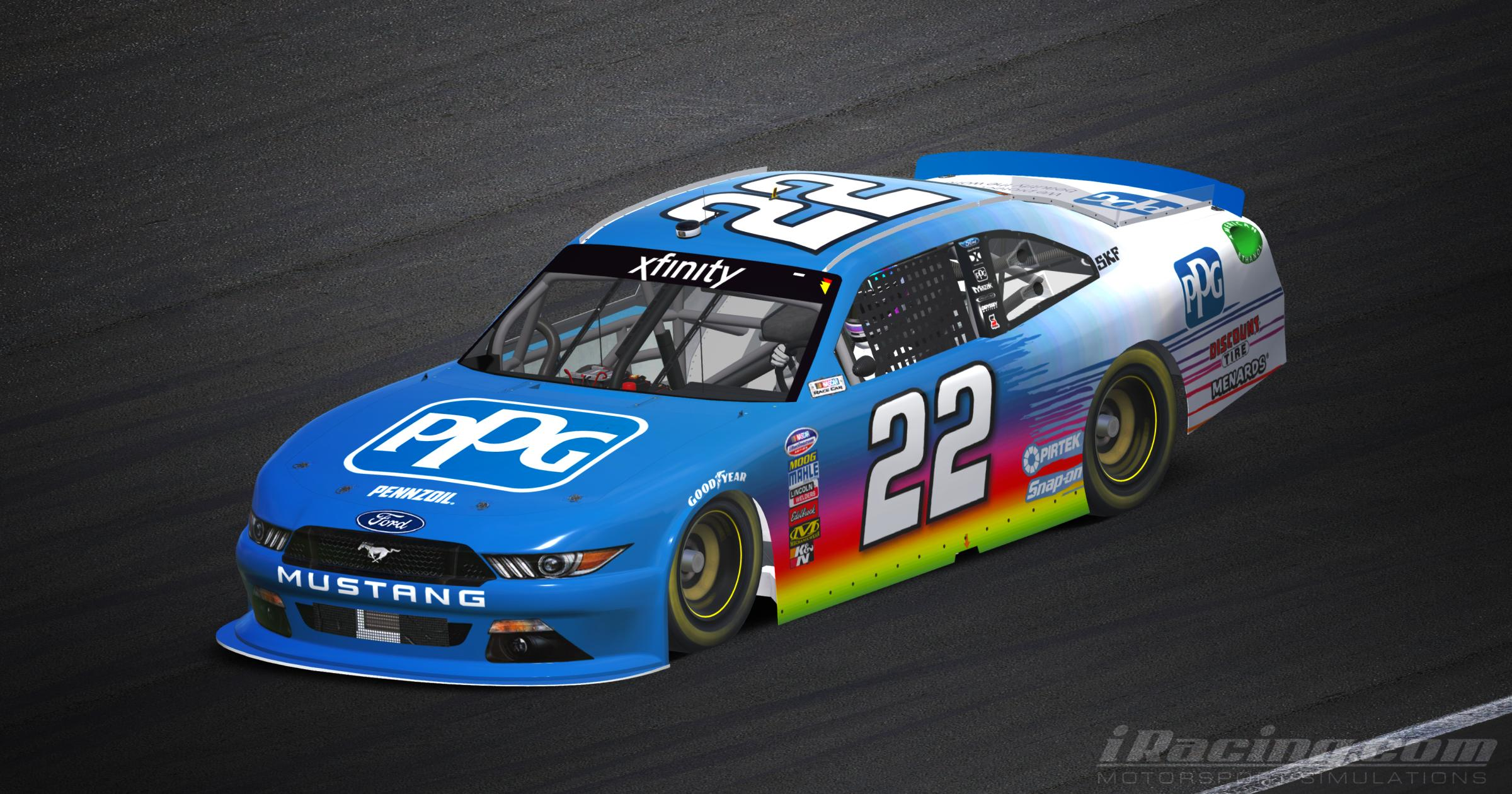 Preview of Team Penske 2018 PPG by Tyler King