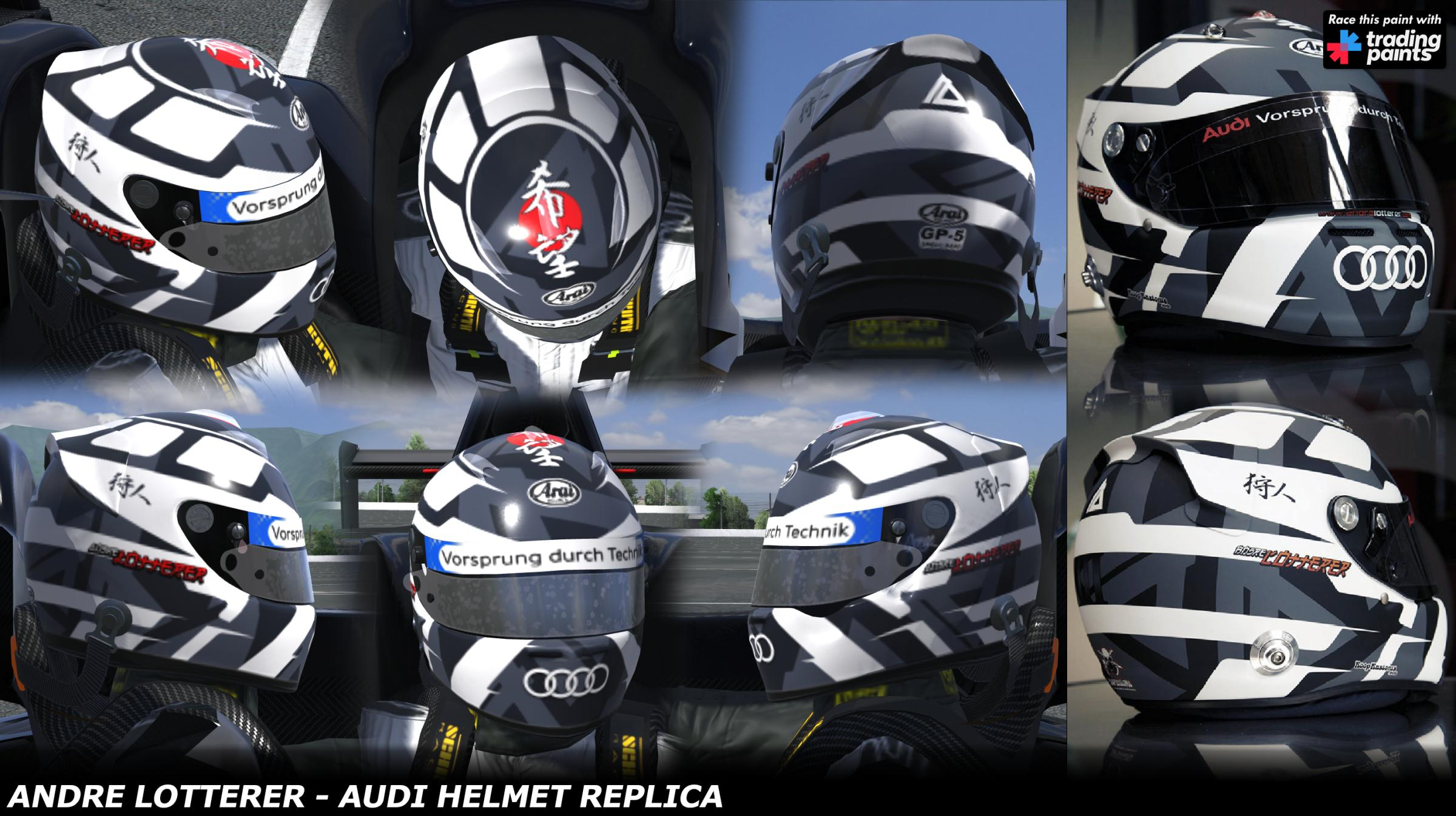 Preview of Andre Lotterer 2014 by George Simmons