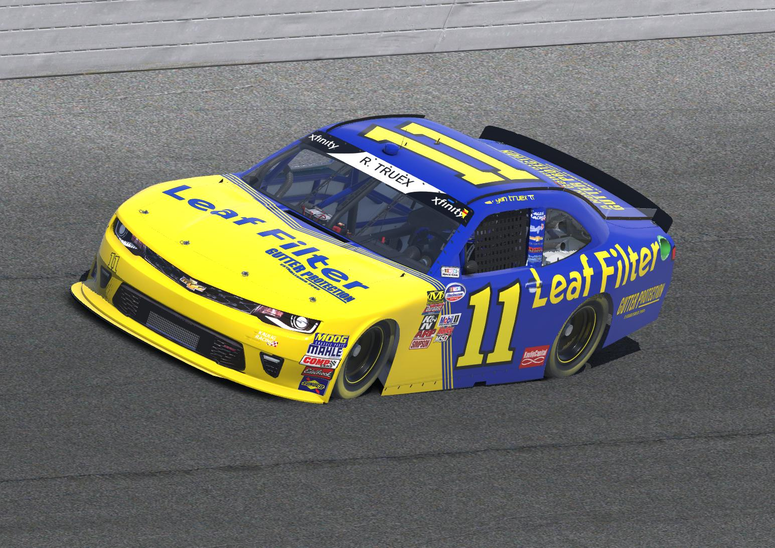 Preview of Ryan Truex Darlington Throwback by Justin M. Williams