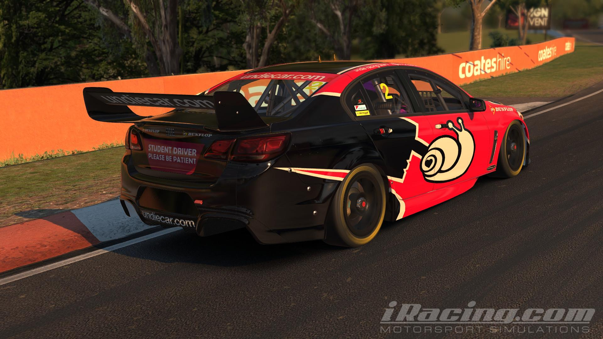 Preview of Undiecar Commodore by Ryan Hellyer
