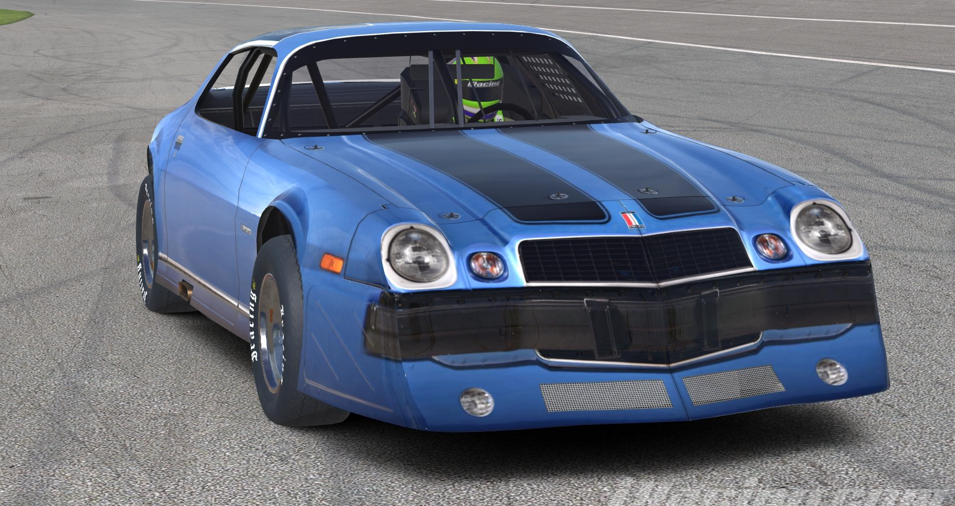 Preview of Street Stock Camaro by Don Craig