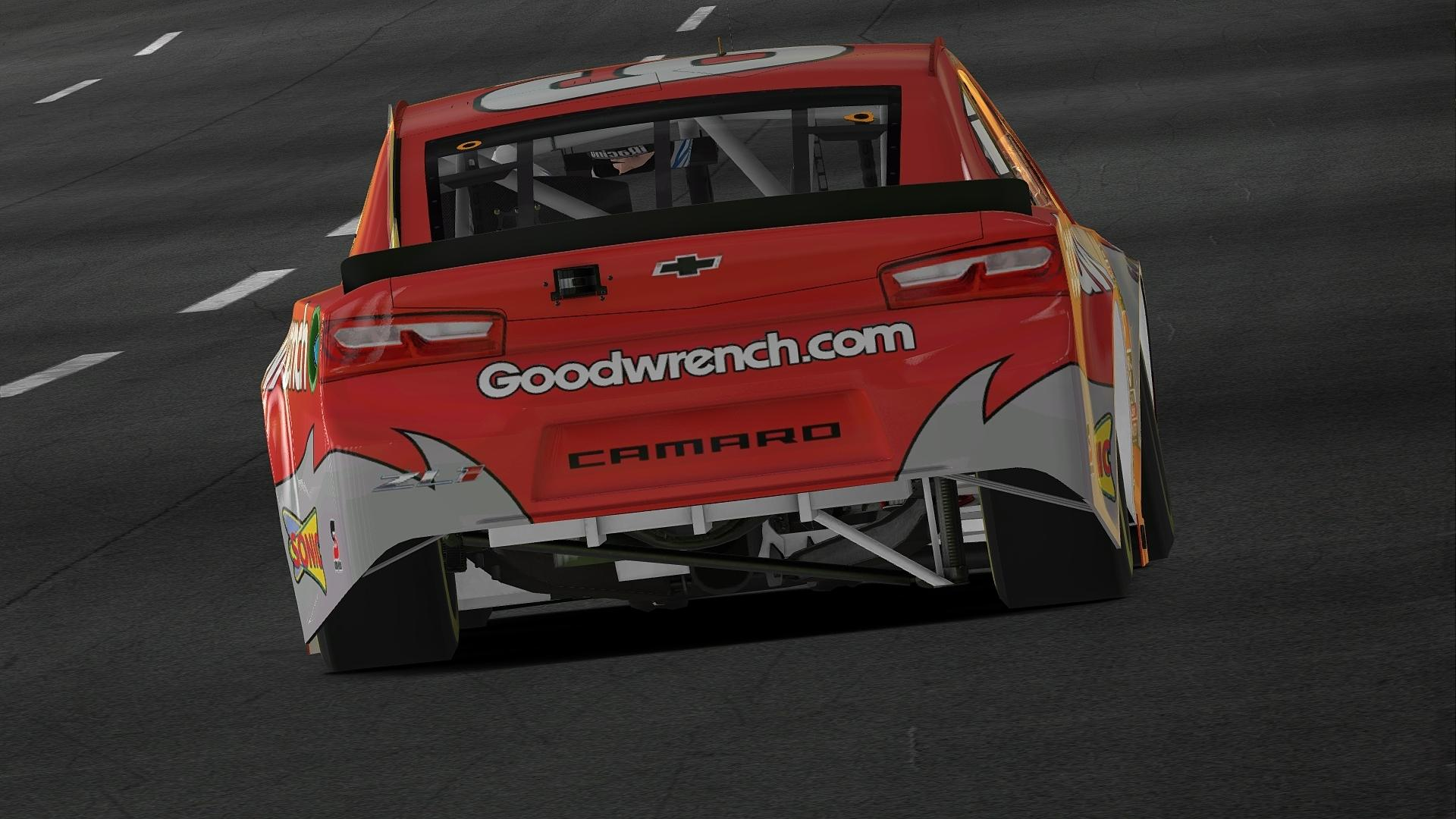 Preview of Kevin Harvick 2003 Goodwrench (Budweiser Shootout) by Ryan Bey