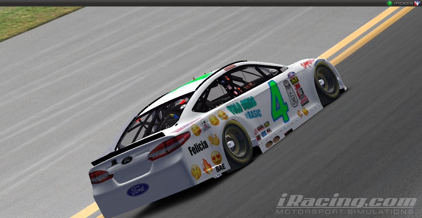 Preview of Kevin Harvick Busch Beer  by Jarrett Liebert