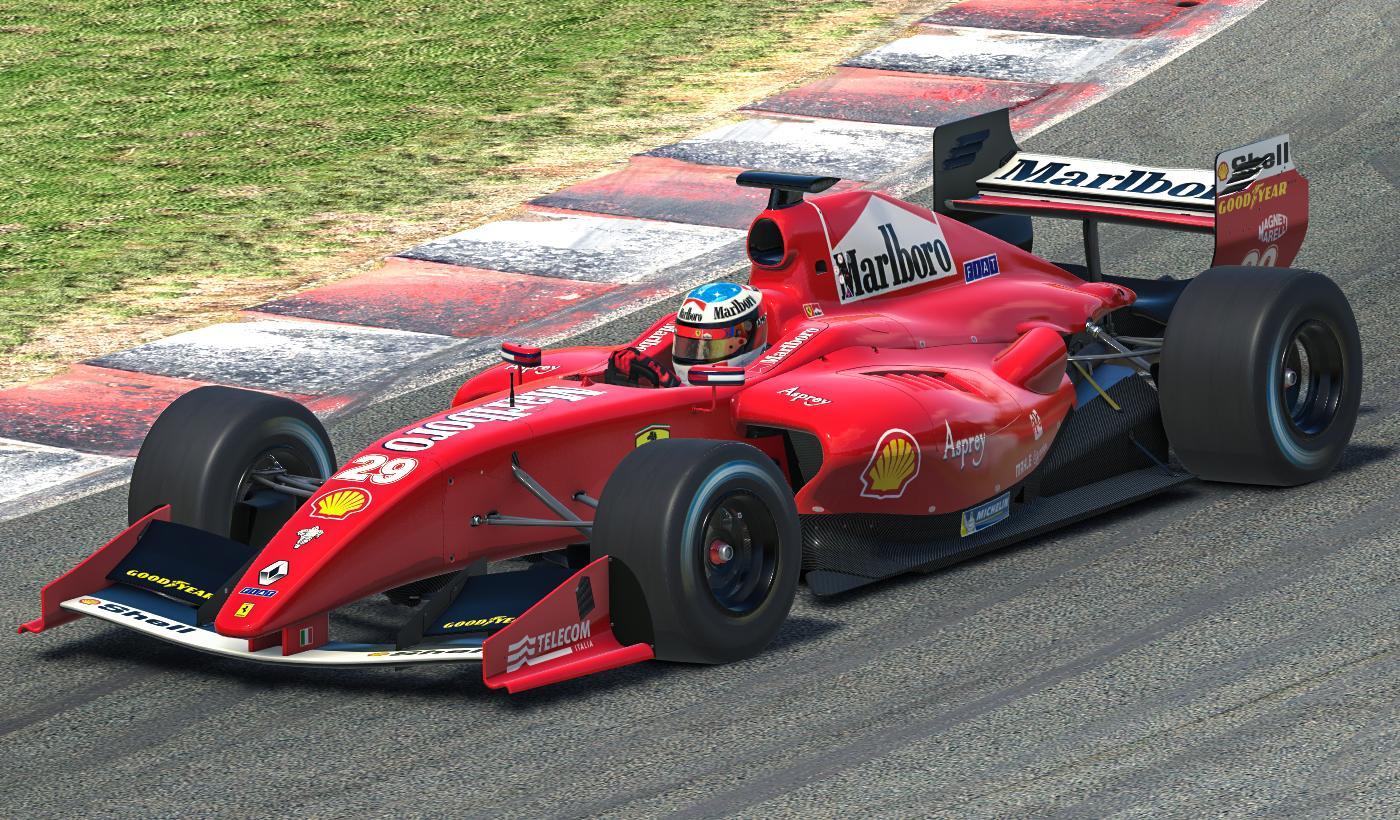 Preview of Ferrari F300   Formula Renault 3 5 by Daniel R.
