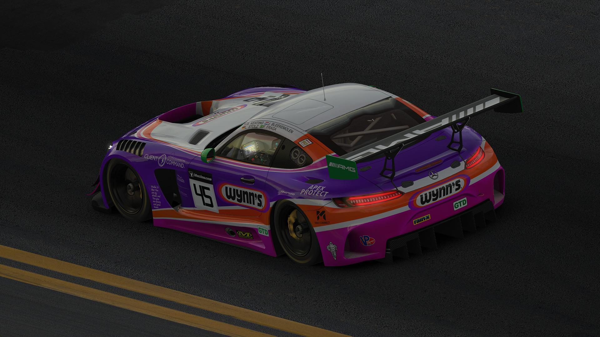 Preview of 2019 IMSA GTD - #33 Riley Motorsports (Fixed for 19S2 Update) by Jann Dircks