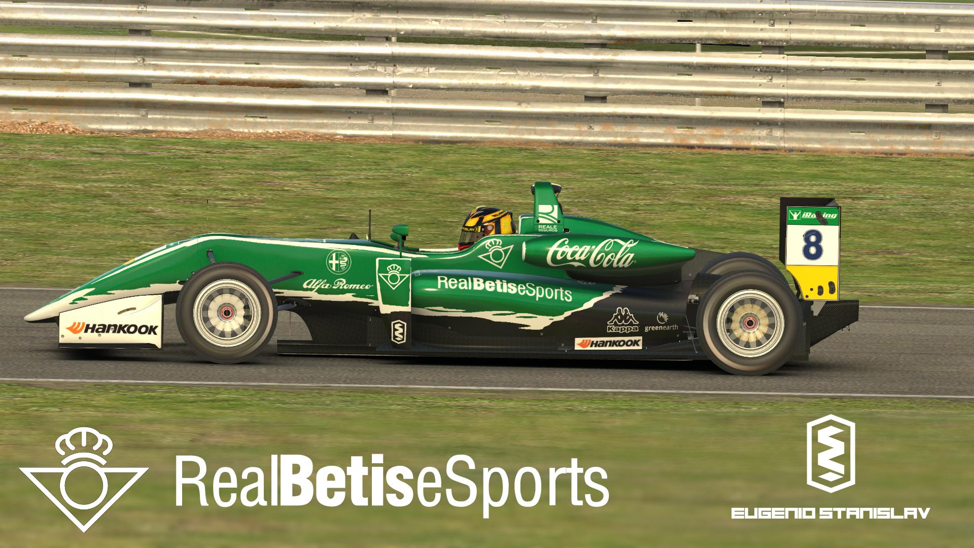 Preview of Dalara F3 - Real Betis eSports  by Eugenio Stanislav