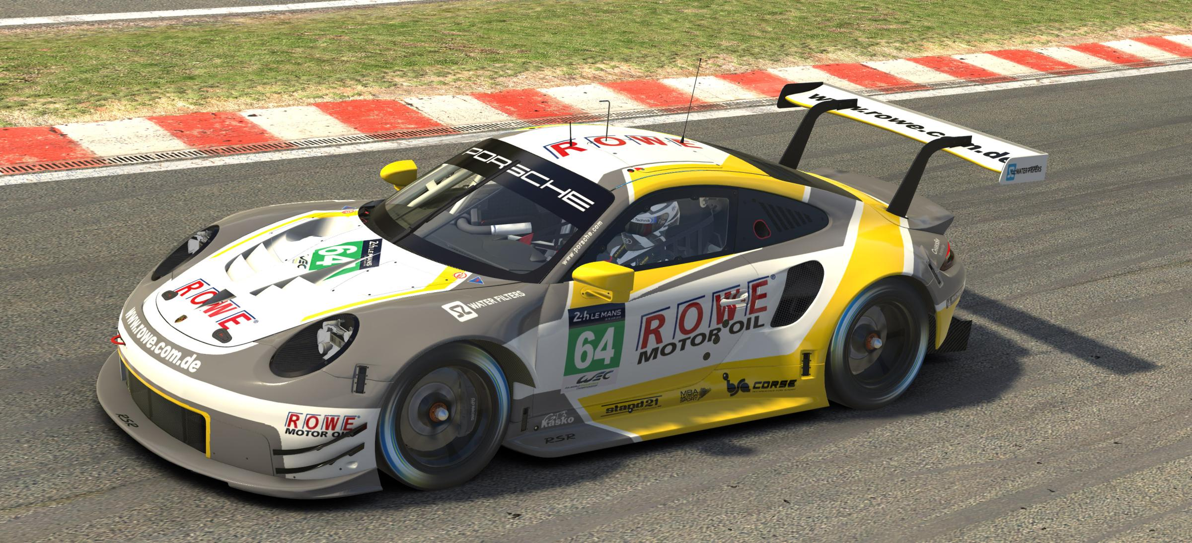 Rowe Racing 24h Spa 2019 By Marcel Stemmer Trading Paints