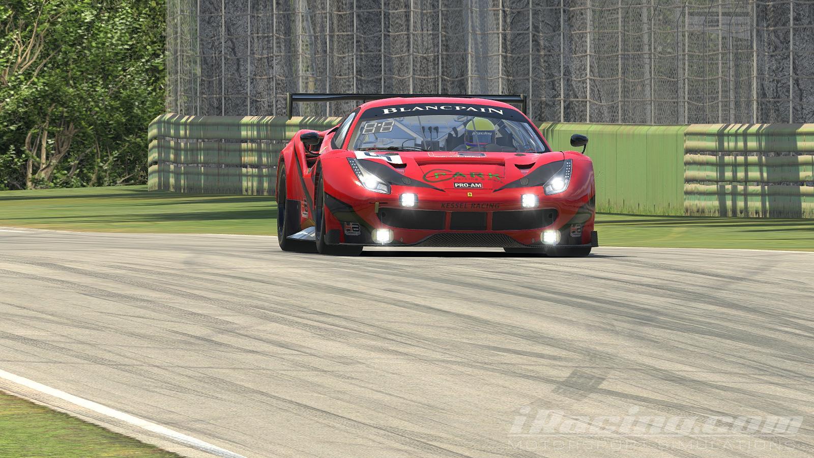 Preview of Kessel Racing team by Felipe Zea